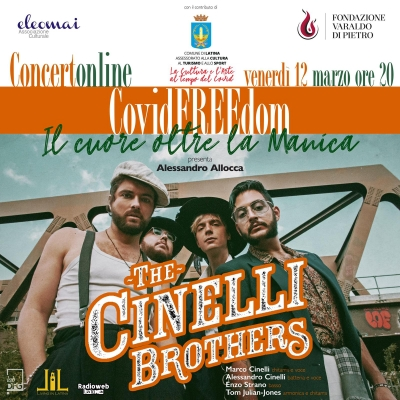 Cinelli Brothers in concerto